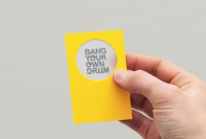 Creative Business Card Designs  32 pics