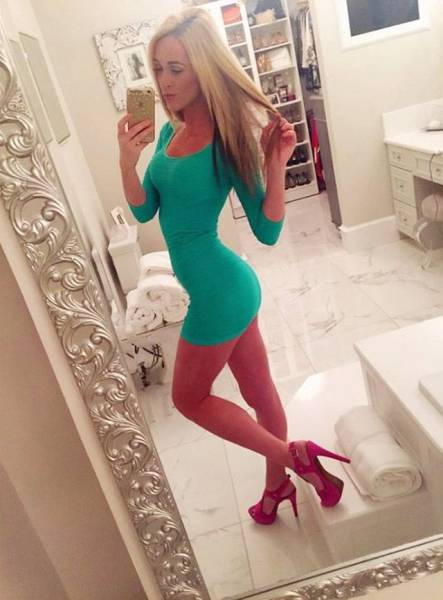 A Tight Dress Is The Most Tempting Thing A Woman Can Wear