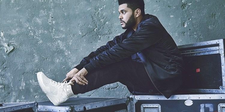 The Weeknd X Puma Collaboration