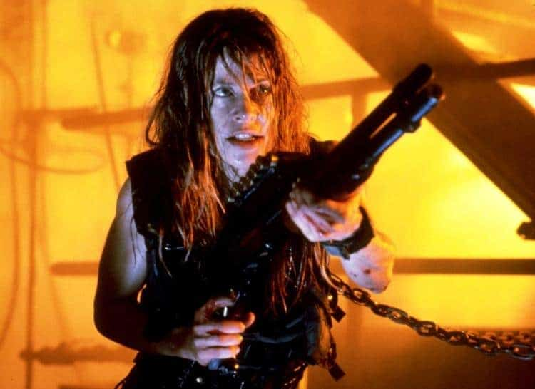 Linda Hamilton returns as Sarah Connor in Terminator 6