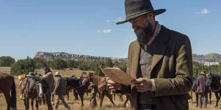 Adam David Thompson is Priceless in Godless