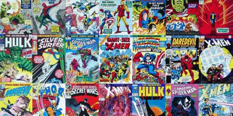 Comic Book Movies Coming in 2018