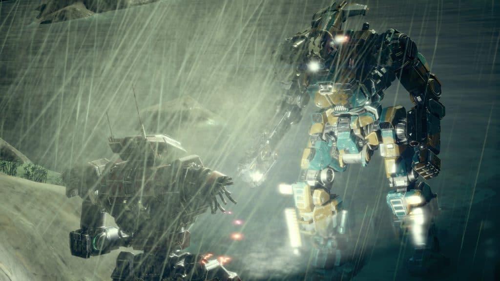 A screenshot of BattleTech Hatchetman in gameplay.