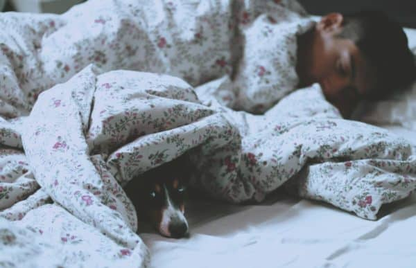 A great way to get good sleep is to lessen your naps.