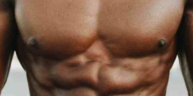 With proper diet and exercise, you'll be able to have six-pack abs.