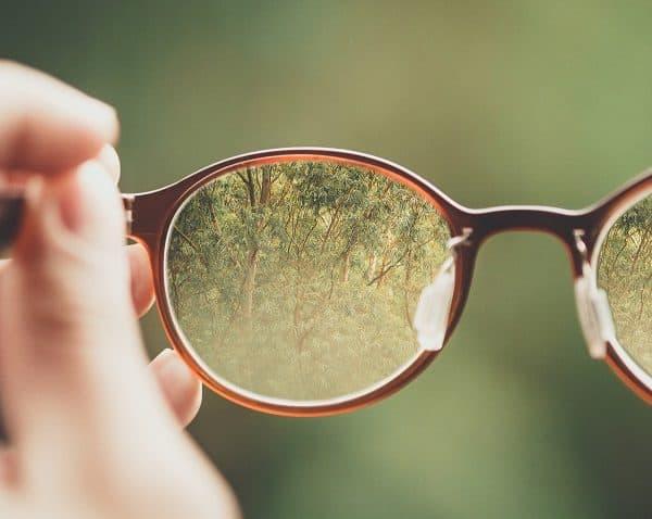 Always wear prescription glasses as prescribed.