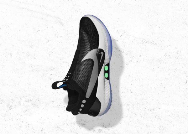 Tech meets fashion in Nike Adapt BB