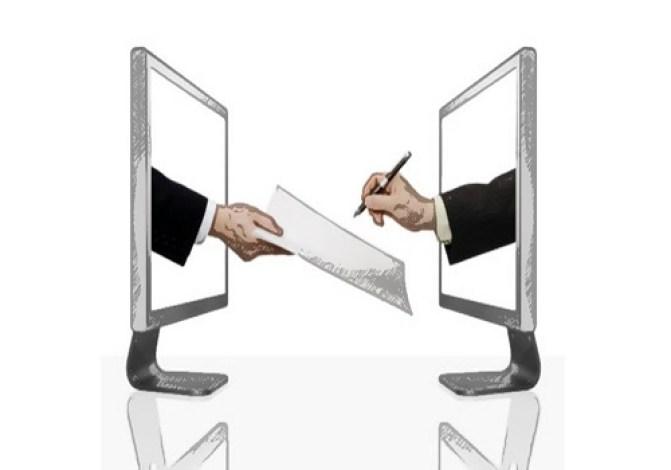 Pasos para generar en línea el instrumento de firma electrónica