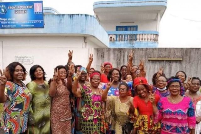 L' OF FPI se désolidarise de Laurent Gbagbo