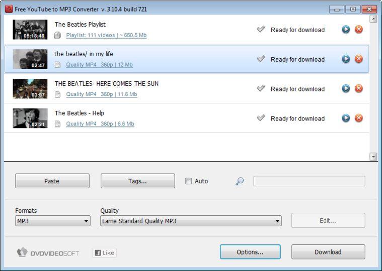 Resultado de imagen de Free YouTube To MP3 Converter Premium