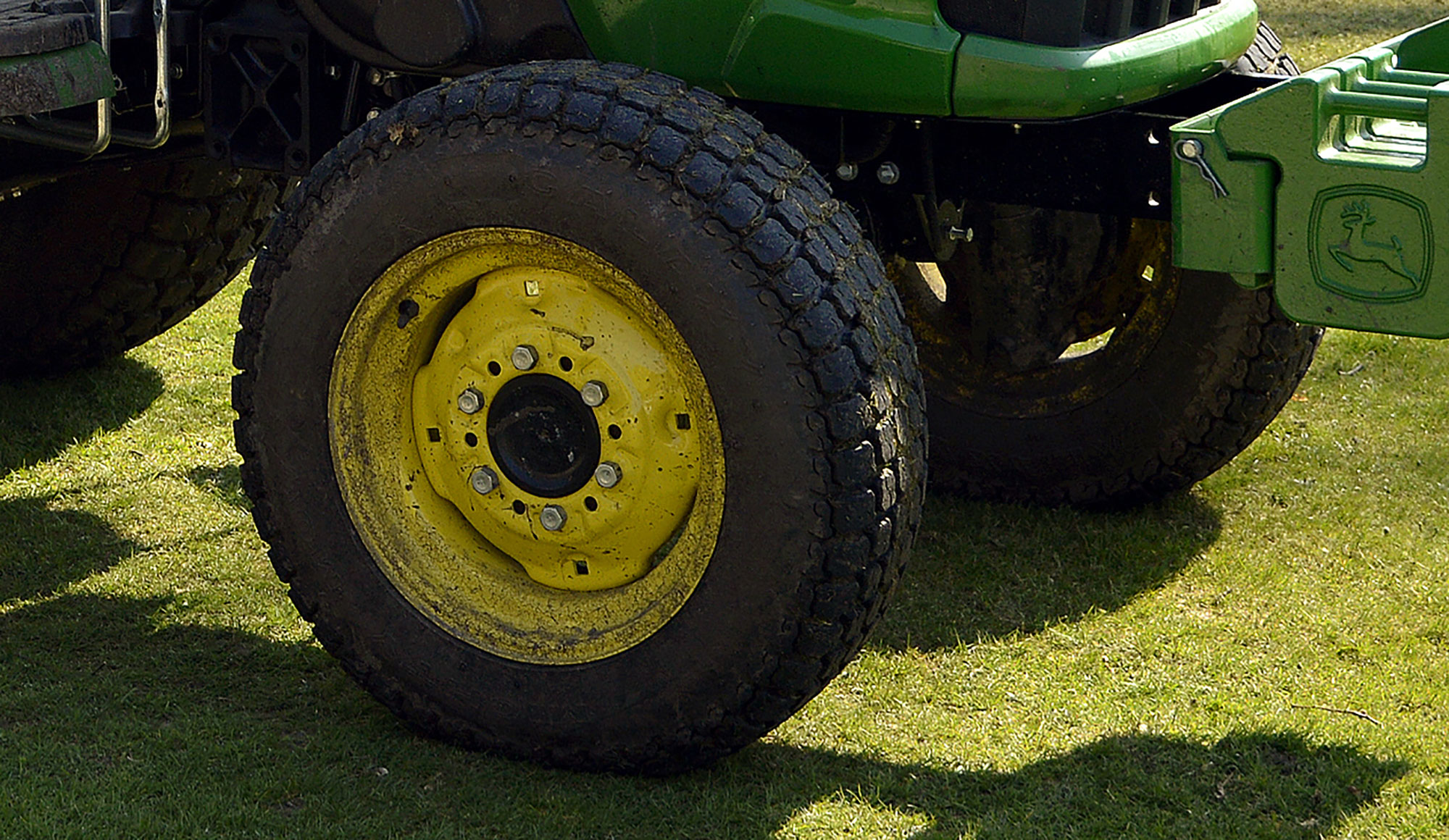 5 Great Front Small Tractor And Implement Tires Agdaily