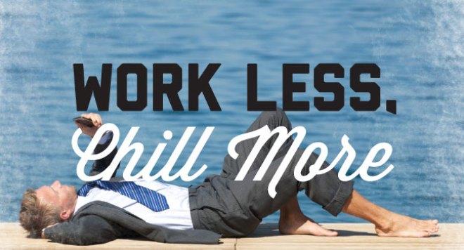 Trabajar menos para trabajar todos y vivir mejor
