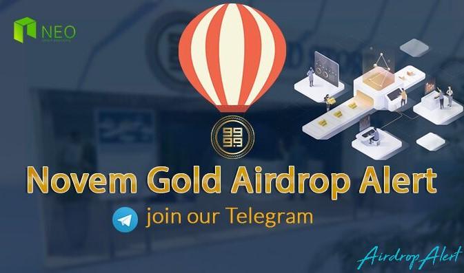 Novem Gold banner