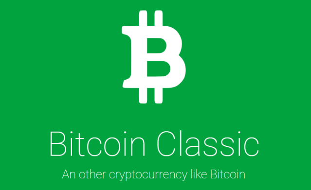 Bitcoin Classic banner