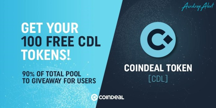 CoinDeal banner