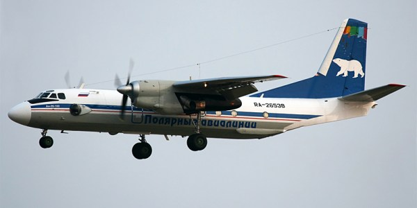Антонов Ан-26 - пассажирский самолет. Фото, характеристики ...