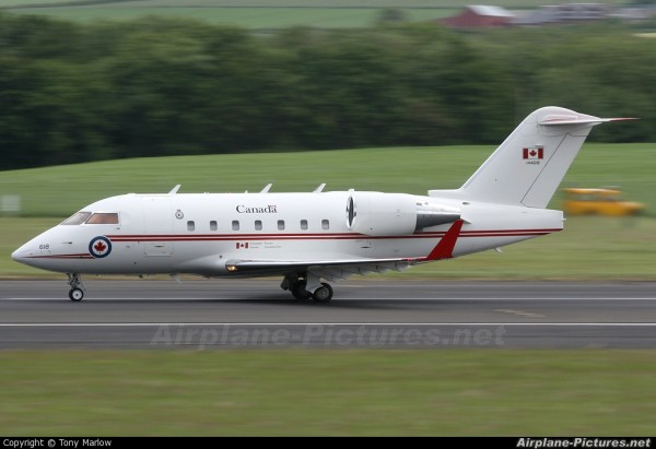 144618 - Canada - Air Force Canadair CC-144 Challenger at ...