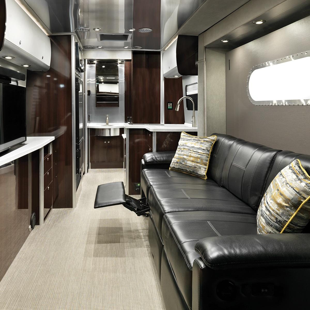 Floor Plans Atlas Touring Coaches Airstream
