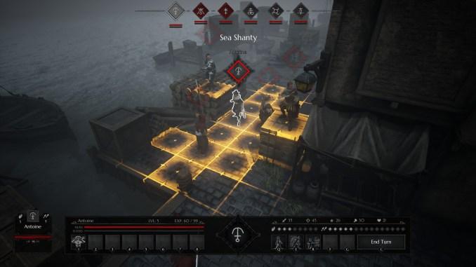 Black Legend screenshot 2