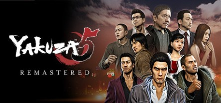 Yakuza 5 Remastered Free Download