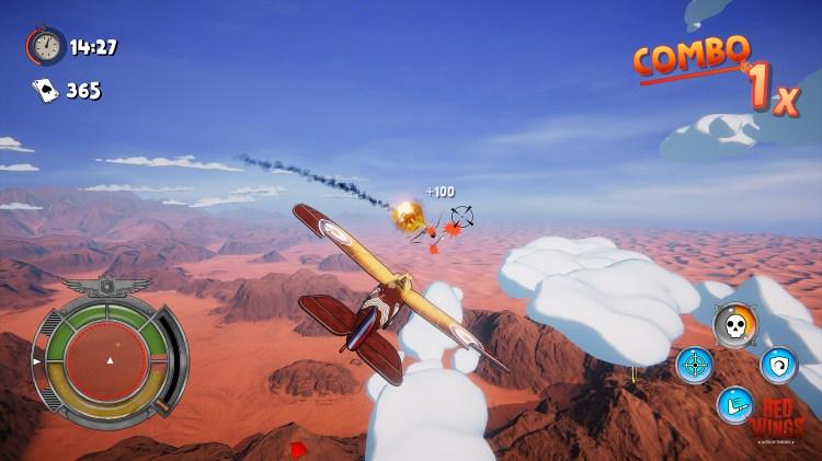 Red Wings: Aces of the Sky en Steam