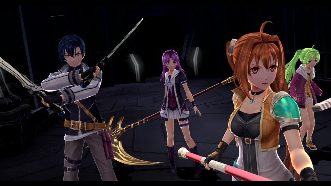 The Legend of Heroes: Trails of Cold Steel IV screenshot 3
