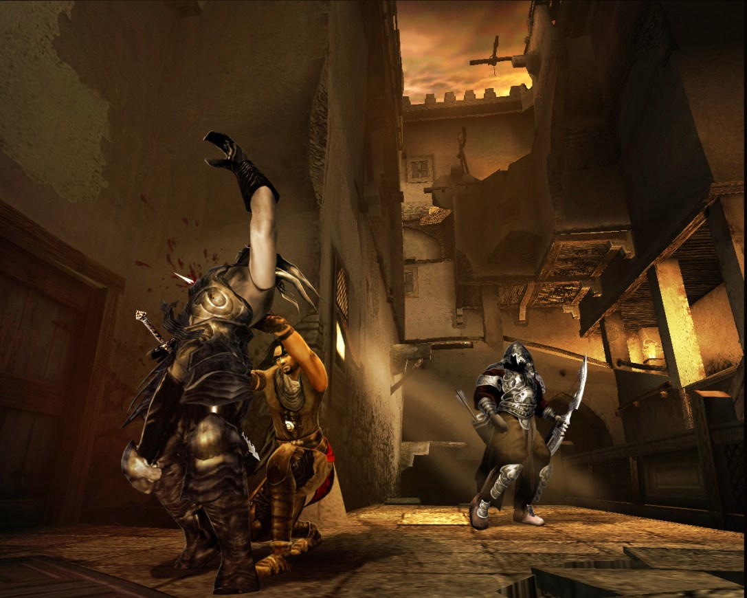 Prince of Persia: The Two Thrones™  PREVIEW