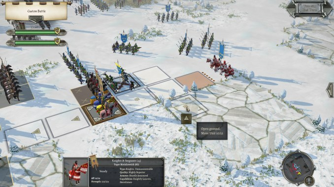 Field of Glory II: Medieval screenshot 2