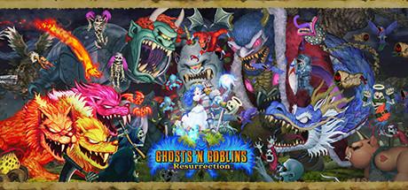 Ghosts 'n Goblins Resurrection Free Download Build 06012021