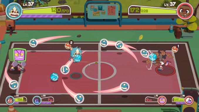 Dodgeball Academia screenshot 2