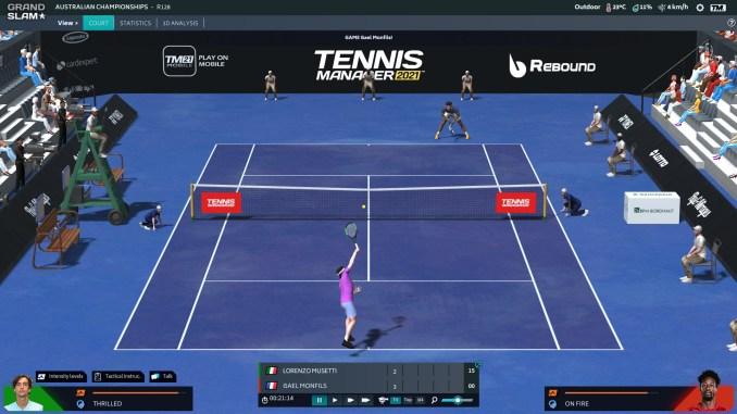 Tennis Manager 2021 screenshot 2