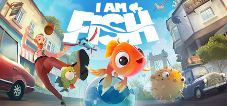 Save 20% on I Am Fish