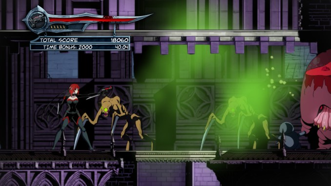 BloodRayne Betrayal: Fresh Bites screenshot 1