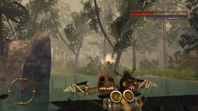 Oddworld: Stranger's Wrath HD screenshot 1