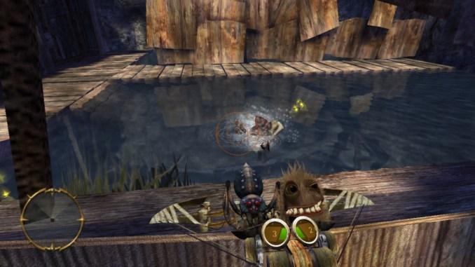 Oddworld: Stranger's Wrath HD screenshot 2