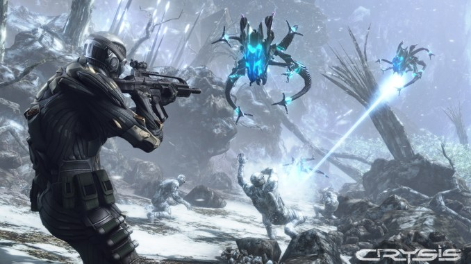 Crysis screenshot 2