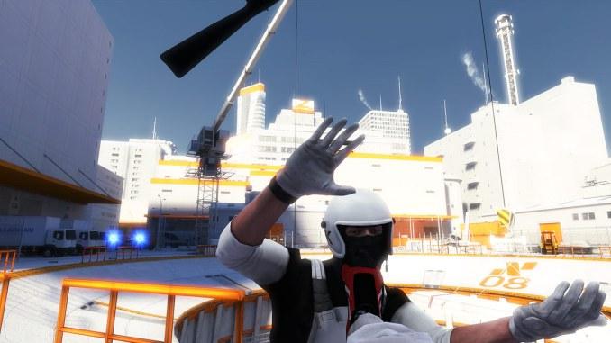 Mirror's Edge screenshot 3