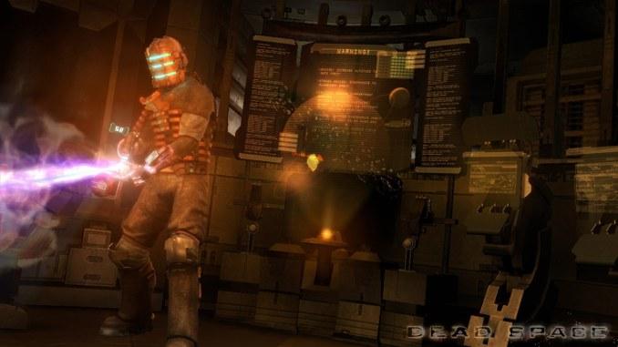 Dead Space screenshot 1