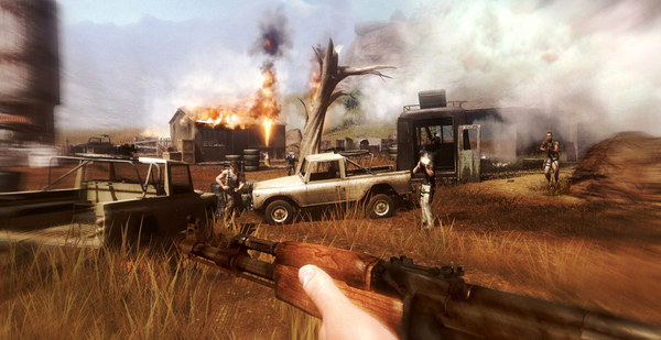nega 1 link Far Cry 2 Fortune's Edition