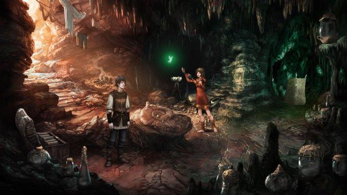 The Dark Eye: Chains of Satinav screenshot 2