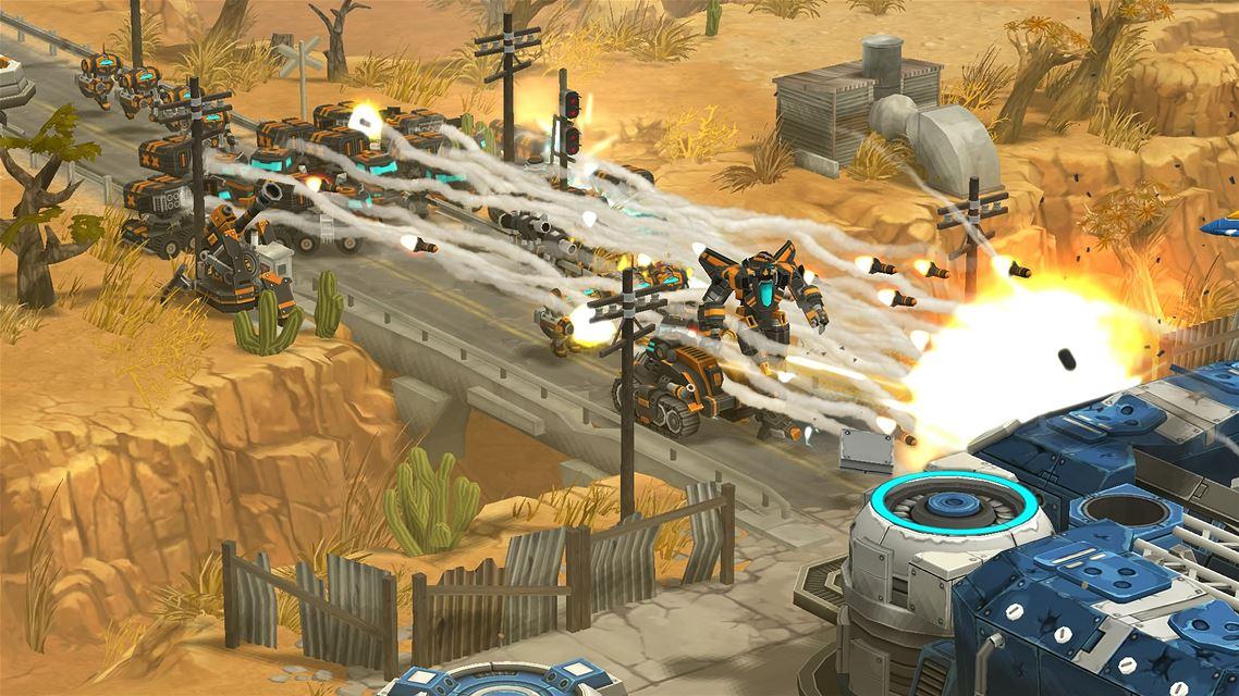 Download AirMech Full PC Game