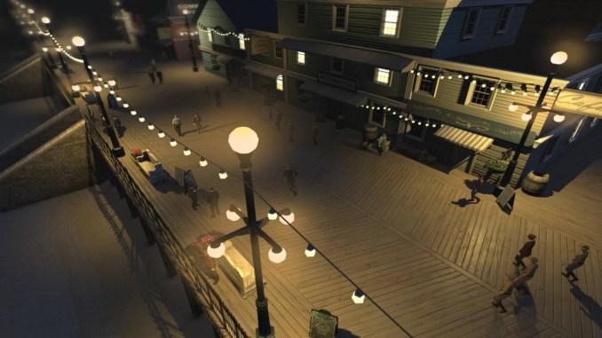 Omerta: City of Gangsters screenshot 1