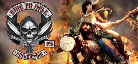 Image result for ride to hell retribution