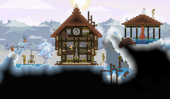 Starbound v1.0-v1.0.5 Plus 8 Trainer 64 Bit-FLiNG