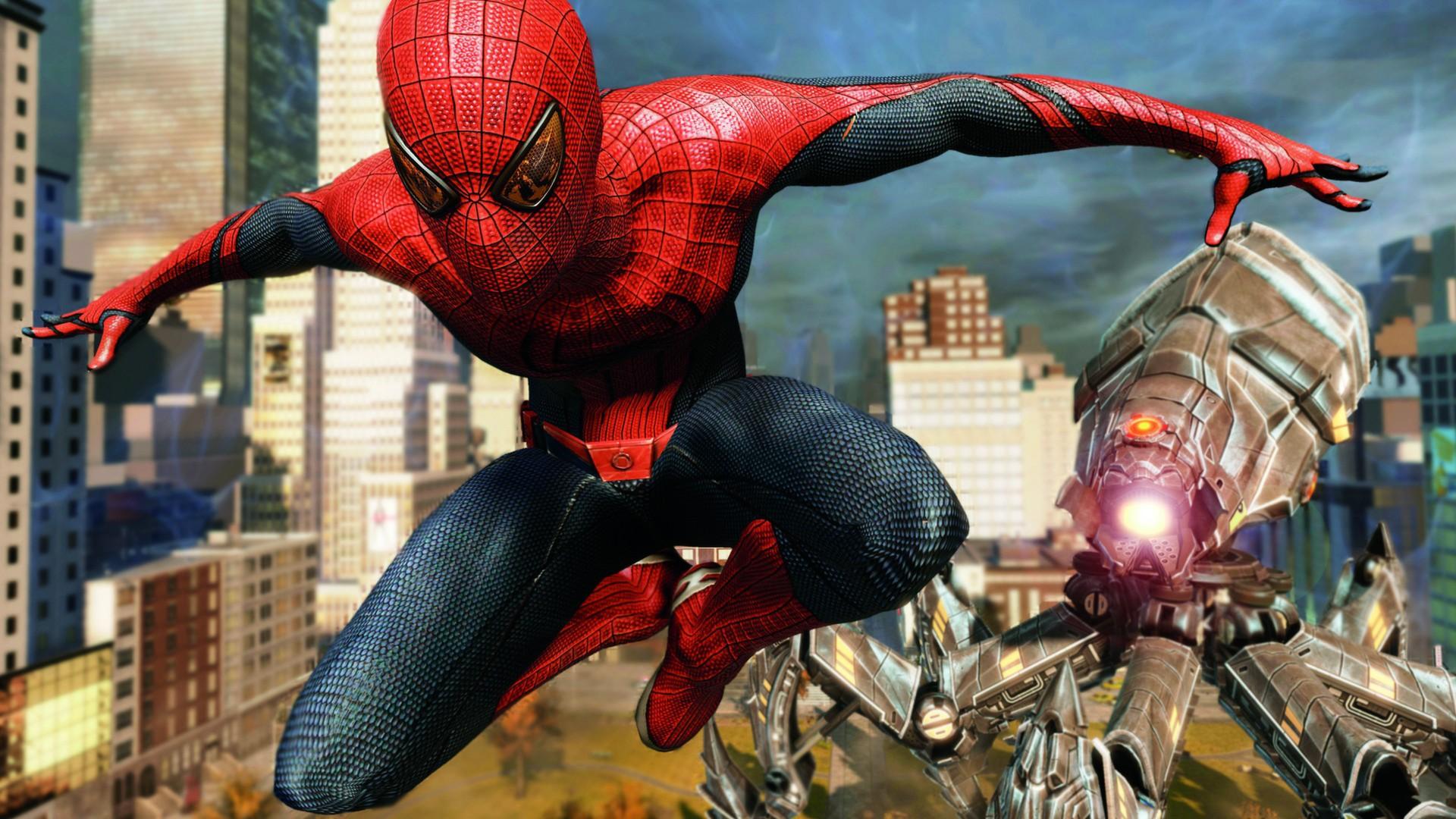 Amazing Spider Man 3 2016
