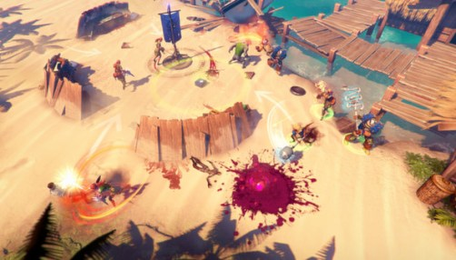 Dead Island: Epidemic - PVP