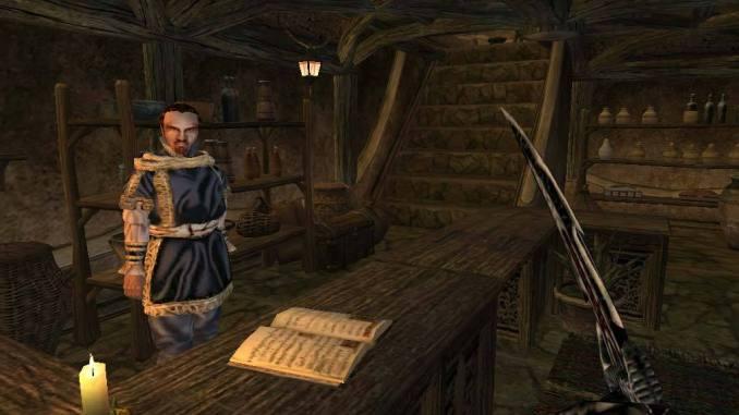 The Elder Scrolls III: Morrowind GOTY Edition screenshot 1