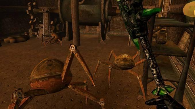 The Elder Scrolls III: Morrowind GOTY Edition screenshot 2