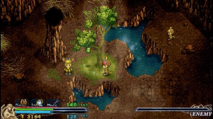 Ys I & II Chronicles+ screenshot 3