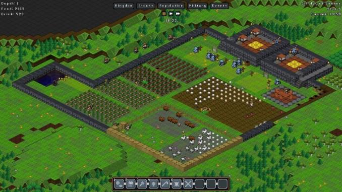 Gnomoria screenshot 3